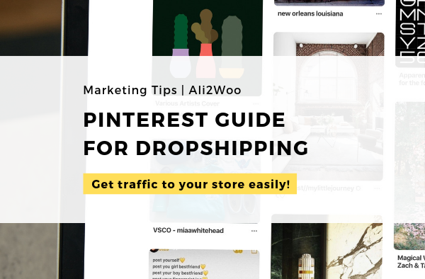 pinterest dropshipping guide