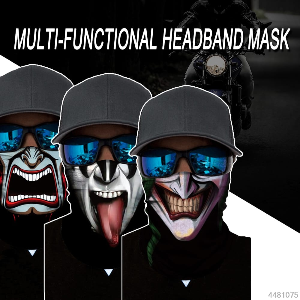 The-Halloween-Horror-School-Mask