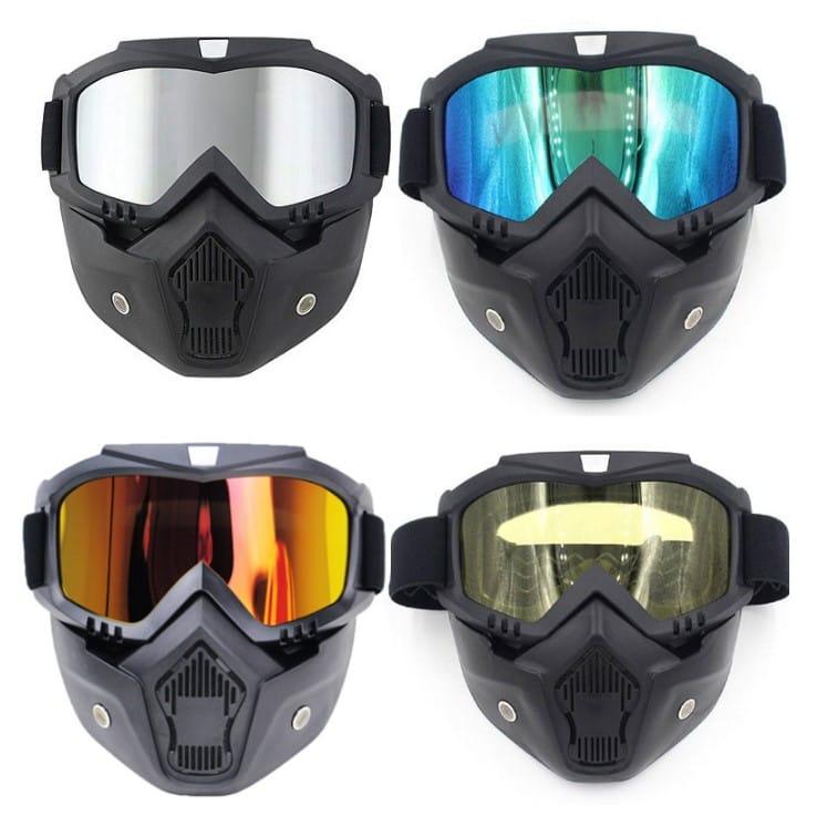 Ski-Snowboard-Mask