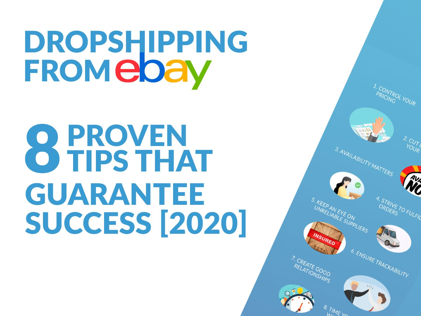 Dropshipping From Ebay 8 Proven Tips That Guarantee Success 2020