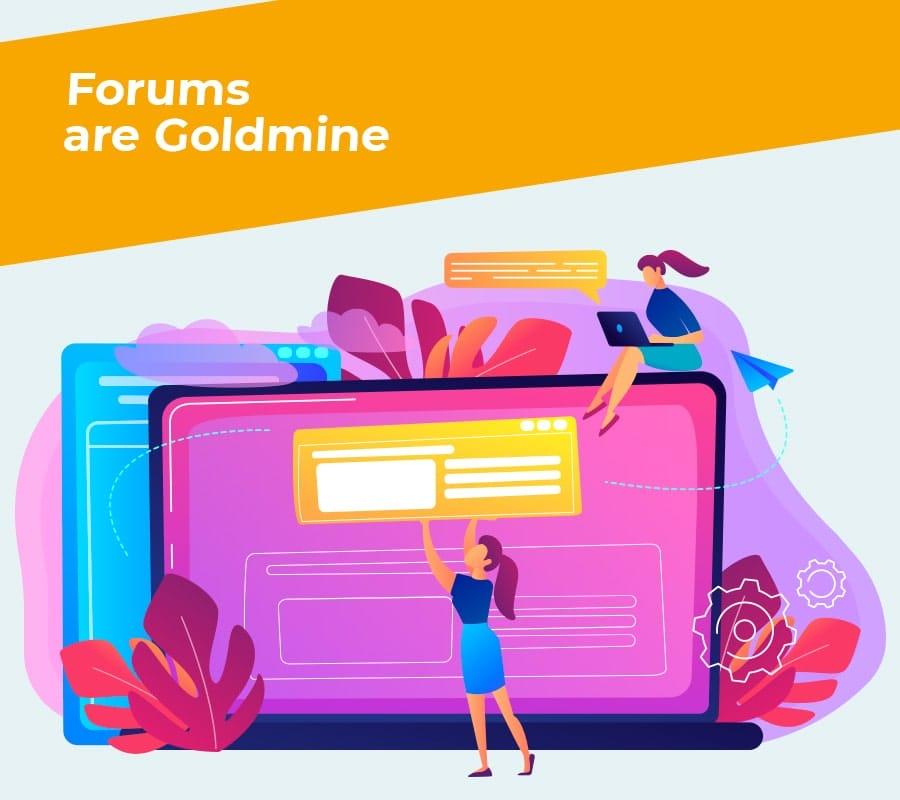 forums and goldmine