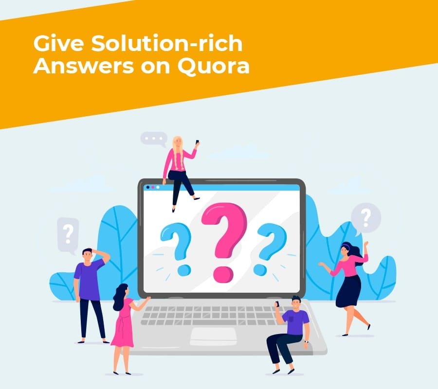 gives solution rich