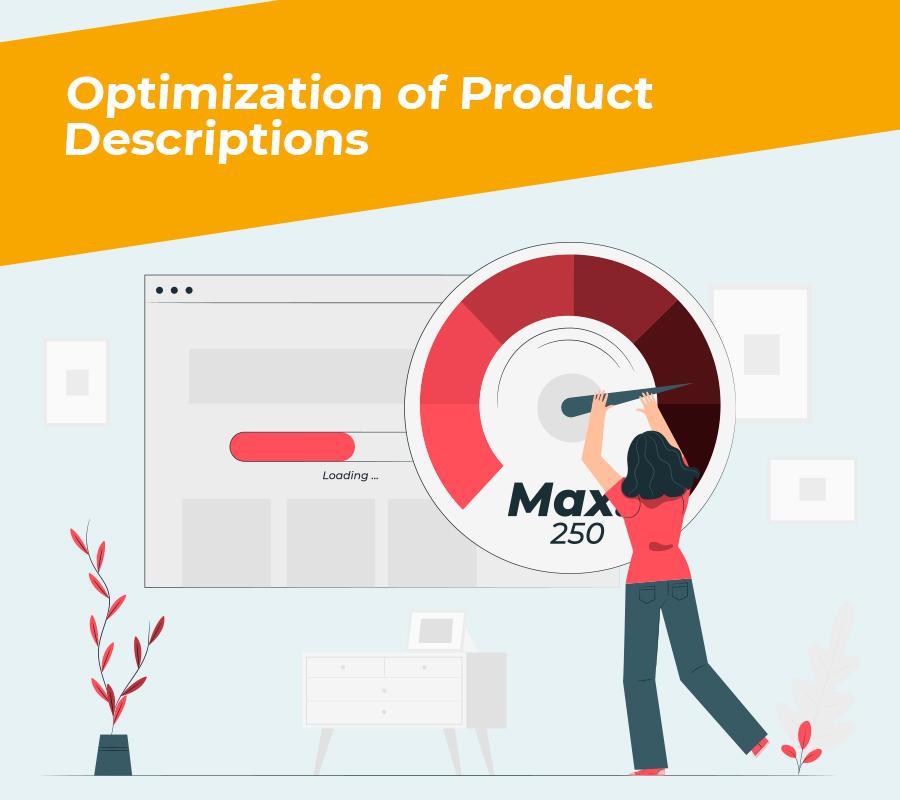 Optimization of product