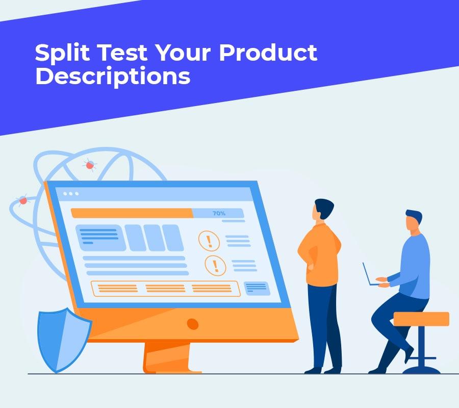 Split test your product min