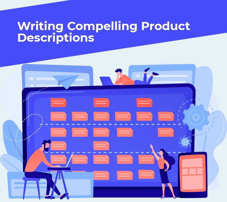 Writing compelling product min