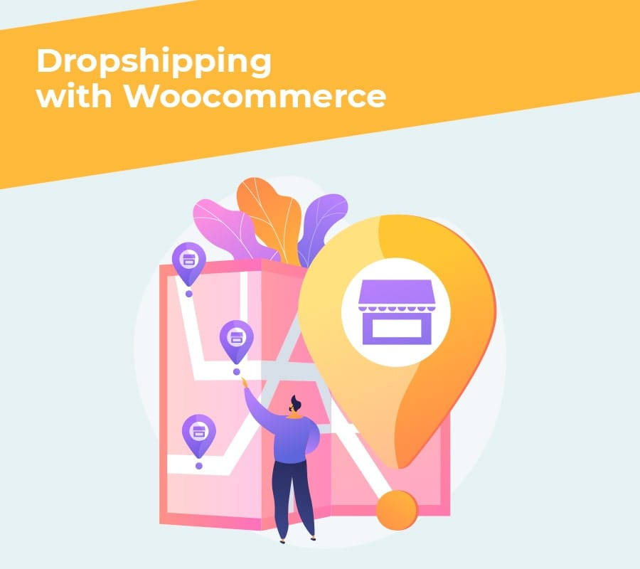Dropshipping with woocommerce min