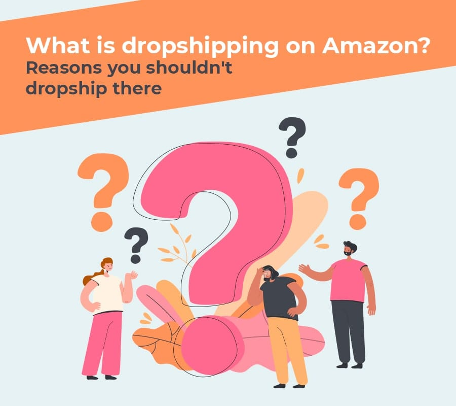 What is dropshipping on amazon