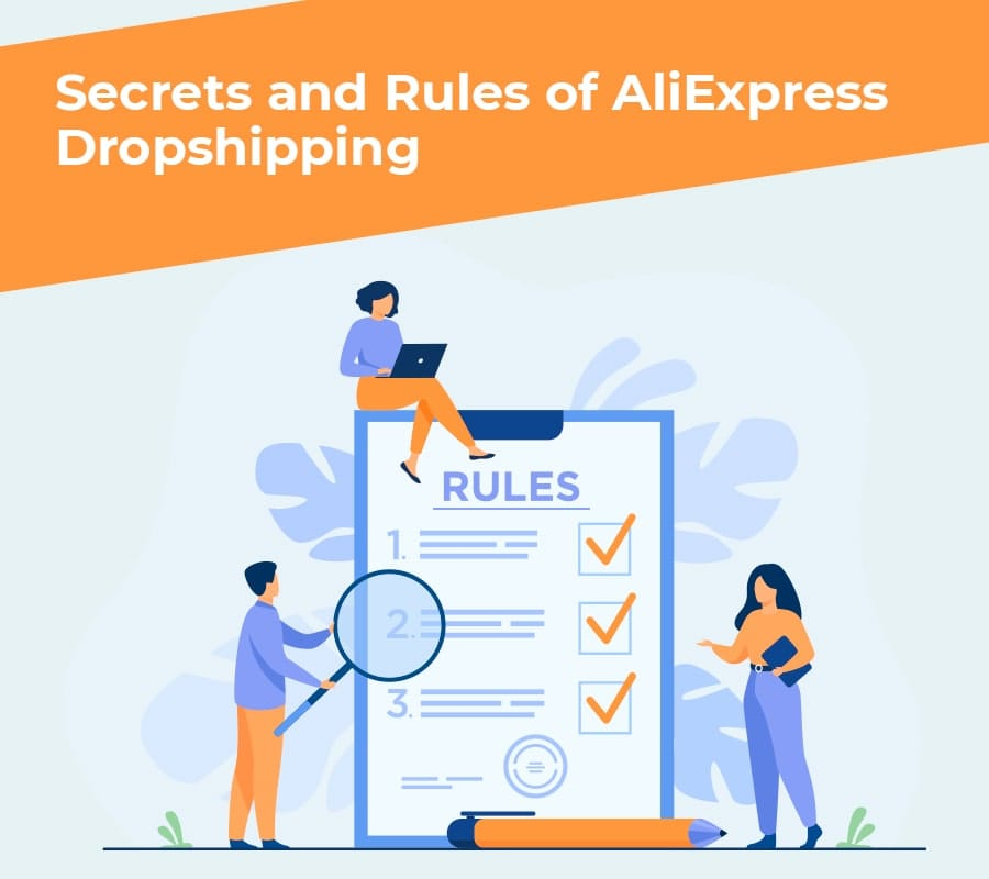 Secrets and rules of aliexpress dropshipping min