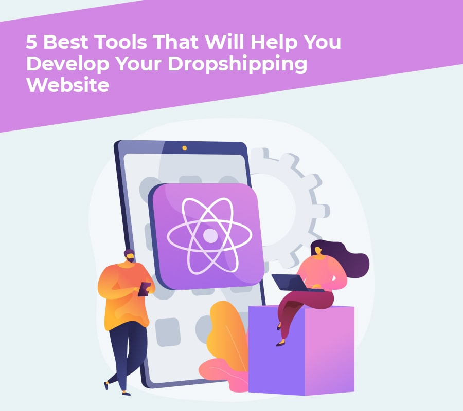 10 promo tools dropshpping website