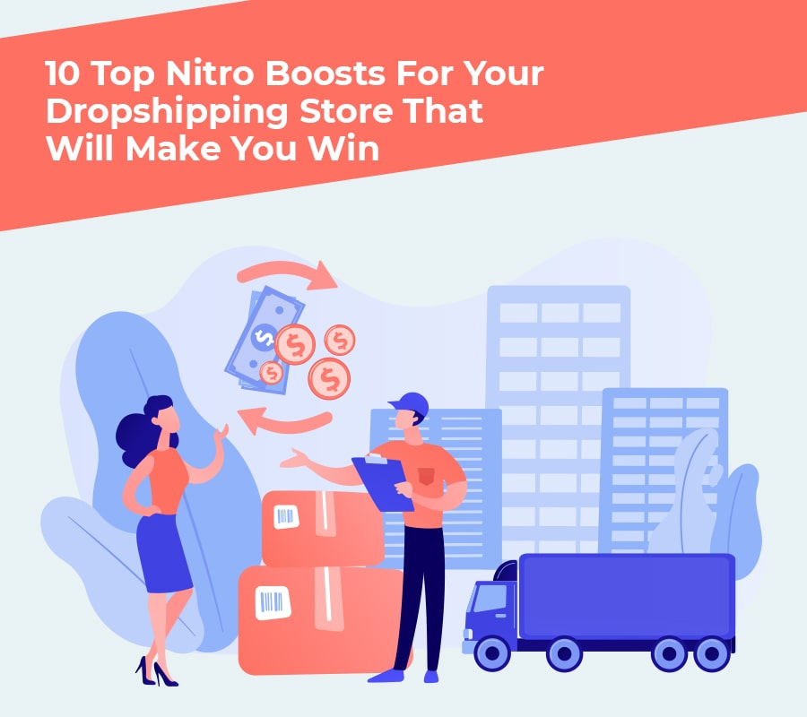 10 top nitro boost for dropshipping store