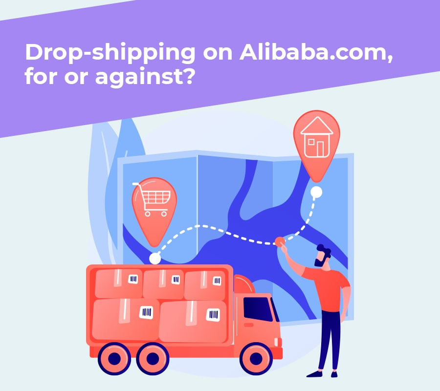 Dropshipping on alibaba