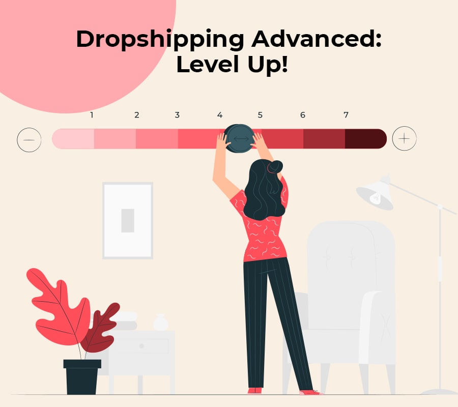 Dropshipping advanced level up