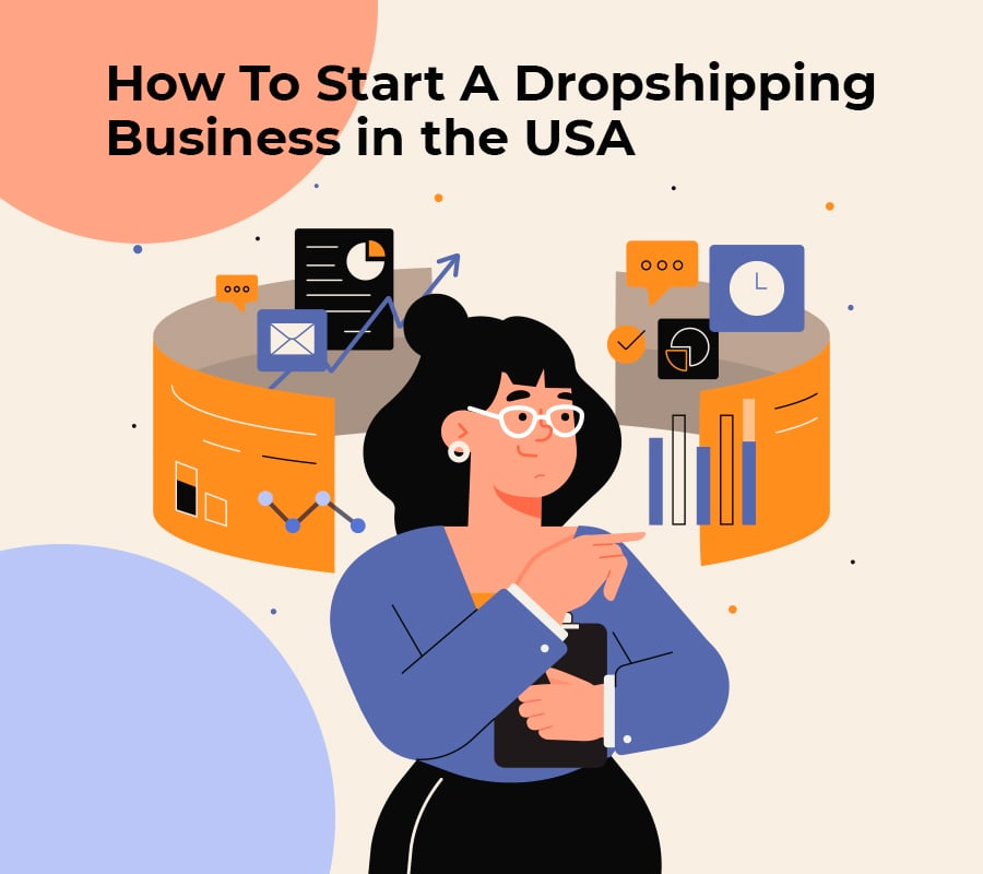 How to start a dropshipping business in the usa