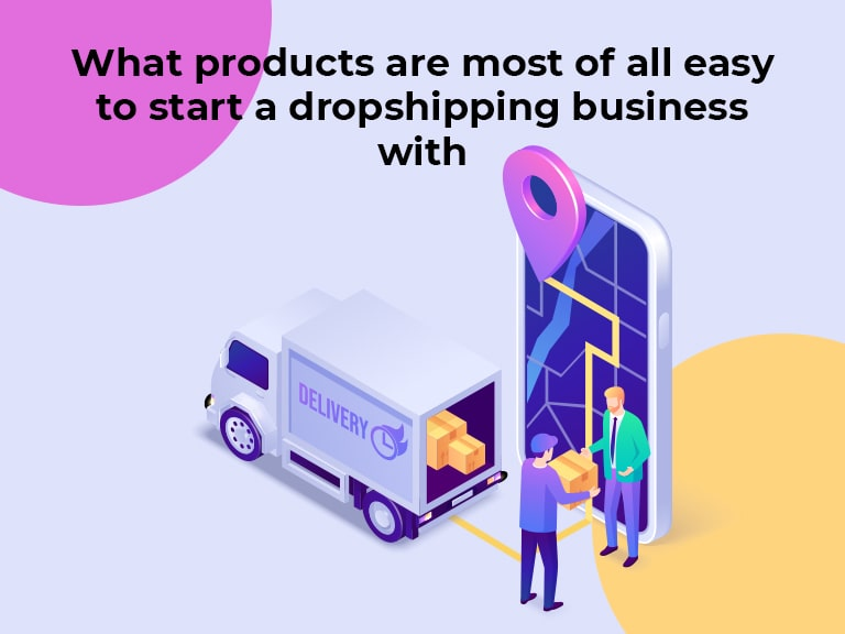Products for dropshipping business
