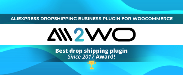 best aliexpress drop shipping  and affiliate plugin award